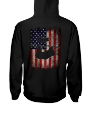 CH-46 and Flag Hooded Sweatshirt thumbnail