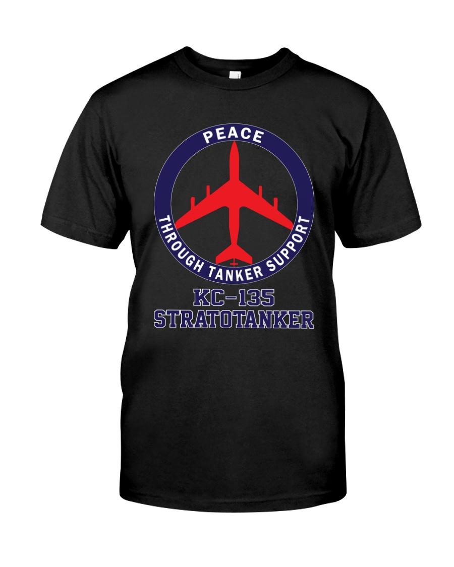 KC-135 STRATOTANKER Classic T-Shirt