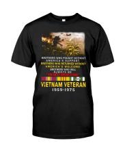 THE BEST AMERICAN HAD-VIETNAM VETERAN Classic T-Shirt front