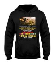 THE BEST AMERICAN HAD-VIETNAM VETERAN Hooded Sweatshirt thumbnail