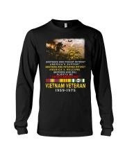 THE BEST AMERICAN HAD-VIETNAM VETERAN Long Sleeve Tee thumbnail