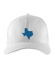 Top it all off with a Texas hat  Embroidered Hat front
