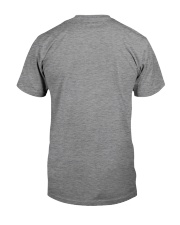 Old School 1 Premium Fit Mens Tee back