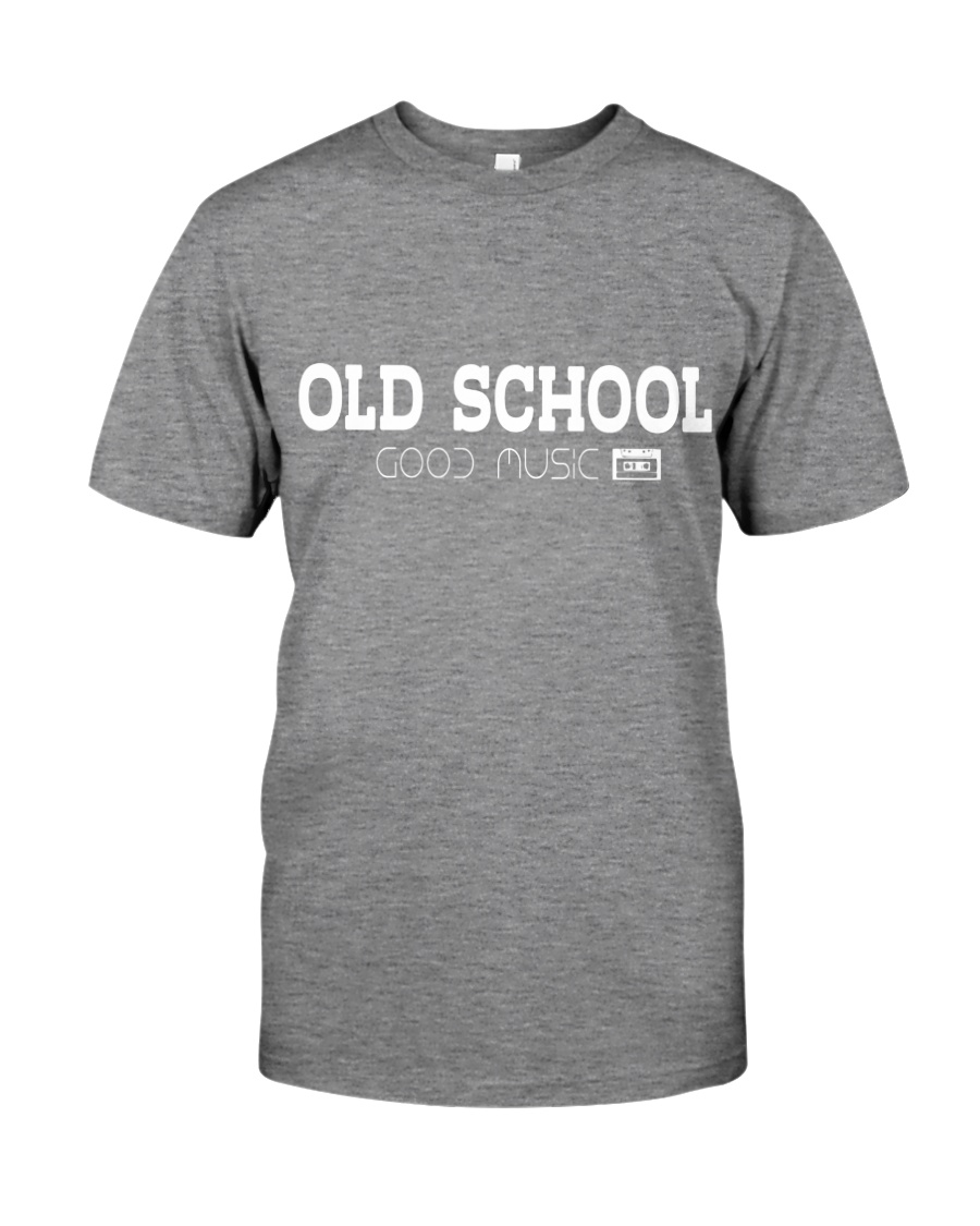 Old School 1 Premium Fit Mens Tee
