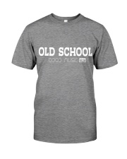 Old School 1 Premium Fit Mens Tee front