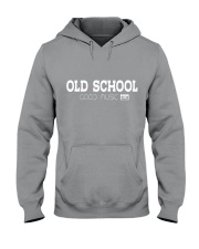 Old School 1 Hooded Sweatshirt thumbnail