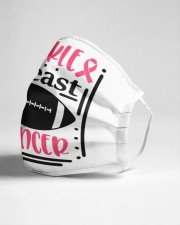 Tackle breast cancer Cloth face mask aos-face-mask-lifestyle-21