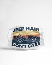 LH Jeep Care Cloth face mask aos-face-mask-lifestyle-22