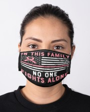 LH No One Fights Alone Cloth face mask aos-face-mask-lifestyle-01