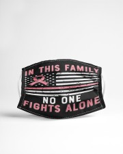 LH No One Fights Alone Cloth face mask aos-face-mask-lifestyle-22