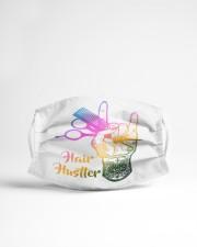 Hair Hustler Cloth face mask aos-face-mask-lifestyle-22