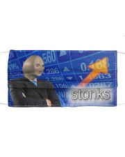 Stonks Cloth face mask front