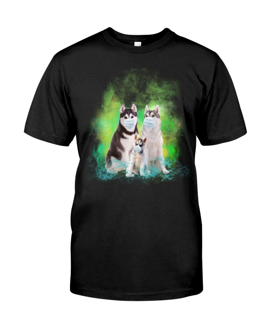 LGK - Siberian Husky Classic T-Shirt