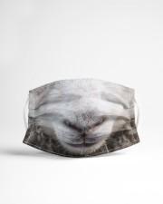 Sheep face Cloth face mask aos-face-mask-lifestyle-22