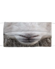Sheep face Cloth face mask front