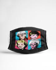 Golden Girls Cloth face mask aos-face-mask-lifestyle-22