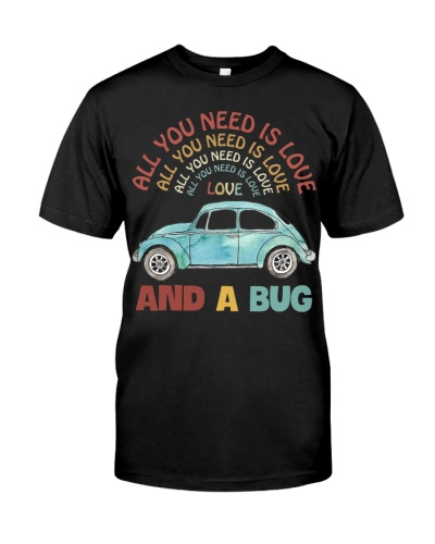 All You Need Is Love And A Bug