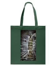 Book phonecase Tote Bag tile