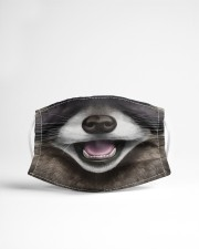 Raccoon Face Cloth face mask aos-face-mask-lifestyle-22