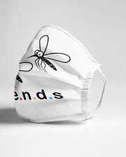 Mosquito Friends Cloth face mask aos-face-mask-lifestyle-21