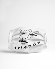 Mosquito Friends Cloth face mask aos-face-mask-lifestyle-22