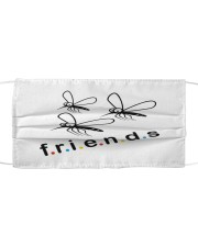 Mosquito Friends Cloth face mask front