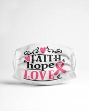 Faith hope love Cloth face mask aos-face-mask-lifestyle-22