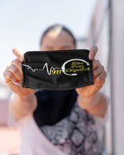 LH Live love 911 Cloth face mask aos-face-mask-lifestyle-07