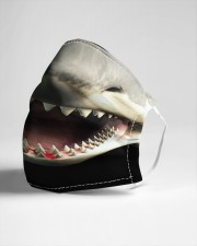 Shark Teeth Cloth face mask aos-face-mask-lifestyle-21