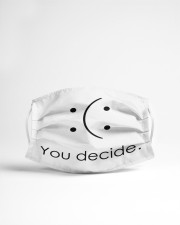 You decide Cloth face mask aos-face-mask-lifestyle-22