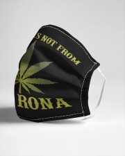 Not The Rona Cloth face mask aos-face-mask-lifestyle-21