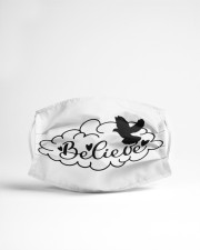 Believe Cloth face mask aos-face-mask-lifestyle-22