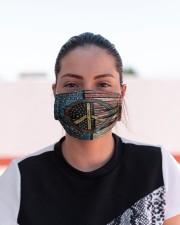 Peace Flag Cloth face mask aos-face-mask-lifestyle-03