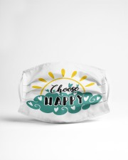Choose happy Cloth face mask aos-face-mask-lifestyle-22