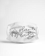 Plant Lady Cloth face mask aos-face-mask-lifestyle-22