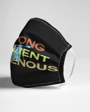 Strong Resilient Indigenous Cloth face mask aos-face-mask-lifestyle-21