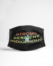 Strong Resilient Indigenous Cloth face mask aos-face-mask-lifestyle-22