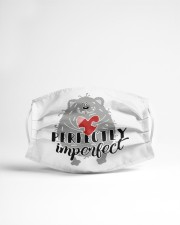 Perfectly imperfect Cloth face mask aos-face-mask-lifestyle-22