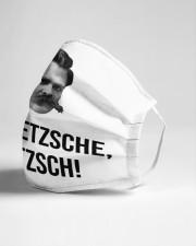 It is Nietzsche Bietzsch Cloth face mask aos-face-mask-lifestyle-21