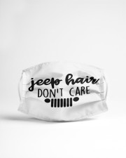 LH Jeep Hair Cloth face mask aos-face-mask-lifestyle-22