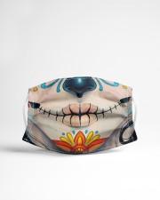 Dia de los Muertos Cloth face mask aos-face-mask-lifestyle-22