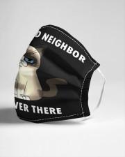 Like a good neighbor Cloth face mask aos-face-mask-lifestyle-21