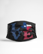 Love Texas Cloth face mask aos-face-mask-lifestyle-22