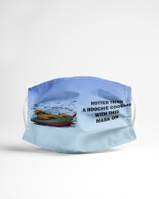 Hotter than a hoochie coochie Cloth face mask aos-face-mask-lifestyle-22