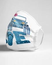 Love my car Cloth face mask aos-face-mask-lifestyle-21