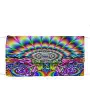 Psychedelic rock 2 Cloth face mask front