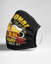 National beer day Cloth face mask aos-face-mask-lifestyle-21