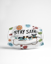 LH Dogs Stay Safe Cloth face mask aos-face-mask-lifestyle-22