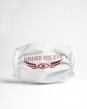 Under his eye Cloth face mask aos-face-mask-lifestyle-22