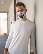 LH Beard Dad Cloth face mask aos-face-mask-lifestyle-10